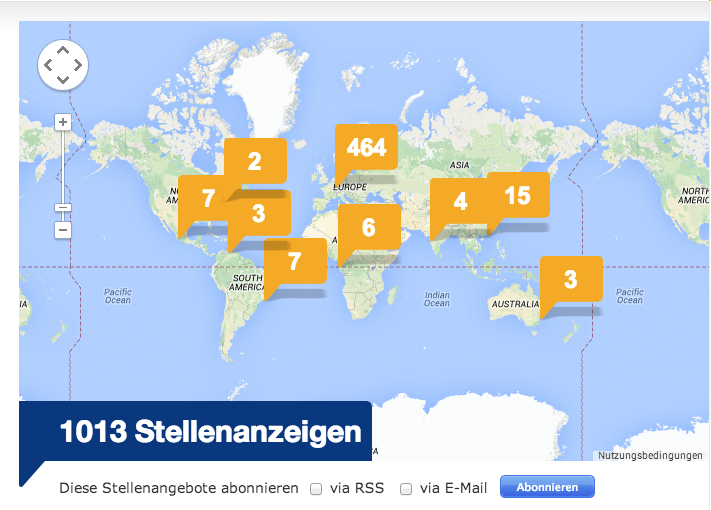 Job-Map Fresenius