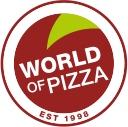 World of Pizza Logo